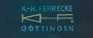 Karl-Heinz-Fehrecke-Filmplakate