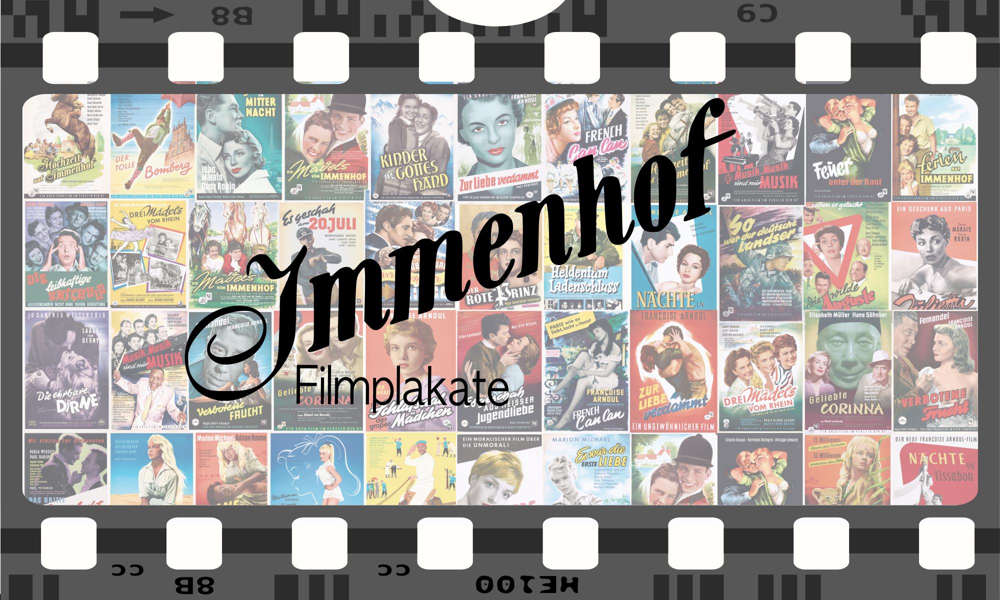 Immenhof Filmplakate - Karl-Heinz Fehrecke